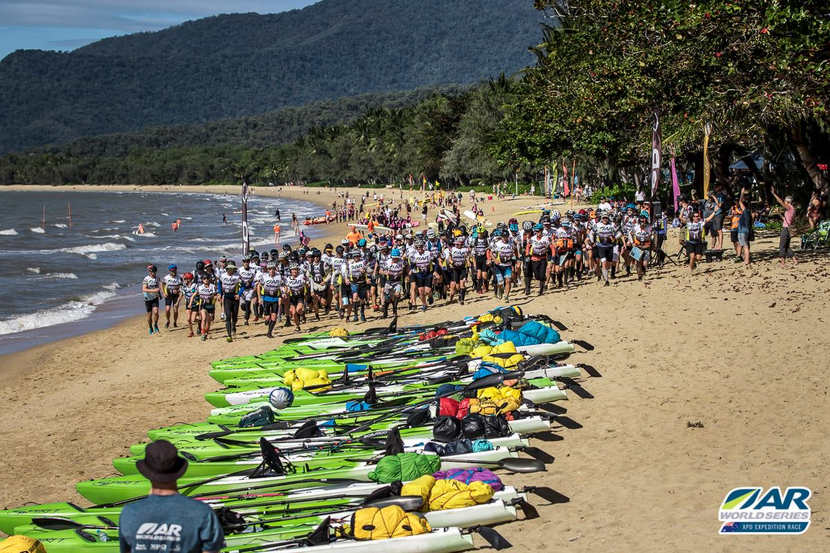 XPD Rivers of Gold start at Palm Cove, Queensland