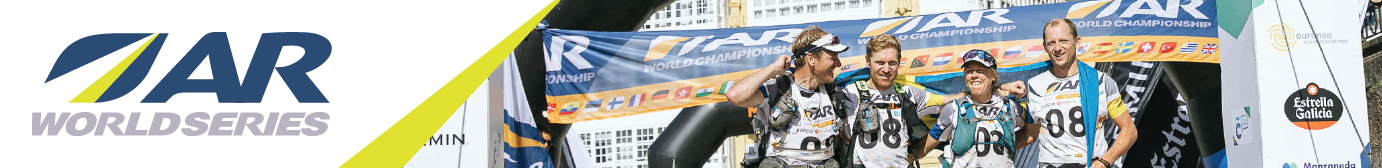 The Swedish Armed Forces Adventure Team are the new Adventure Racing World Champions!