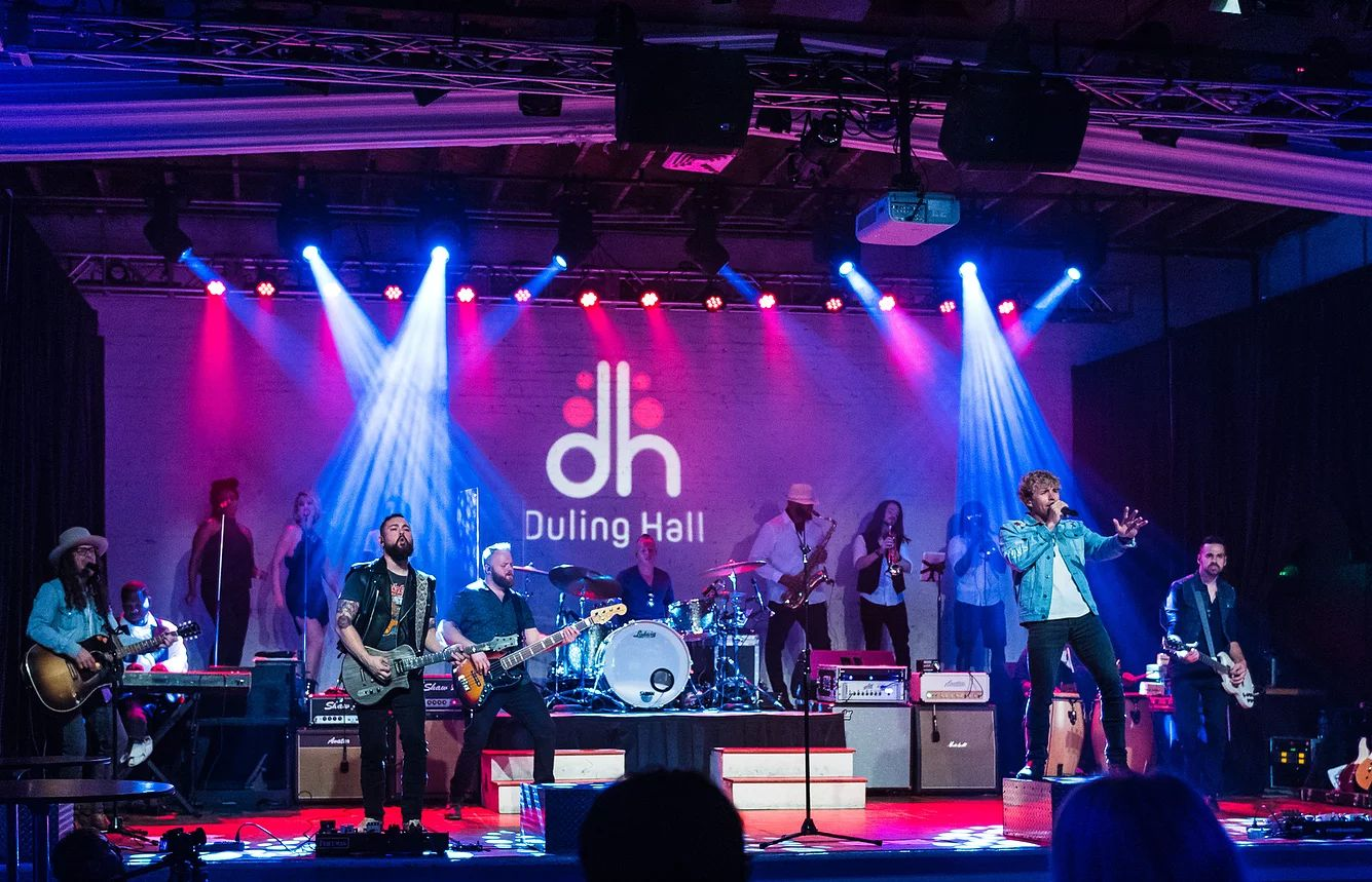 Derek Does Duling Hall