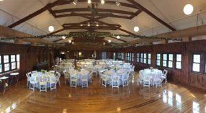 Camp Kiwanee Ballroom Lodge