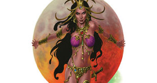 Art Of Dejah Thoris