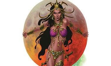 Art Of Dejah Thoris
