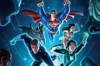 Justice League Vs Fatal Five