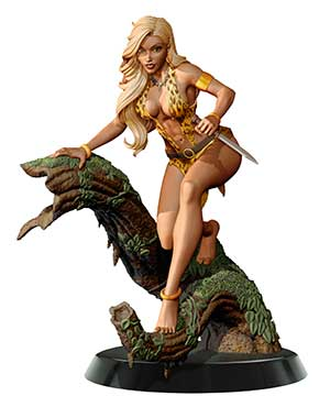 Sheena Statue