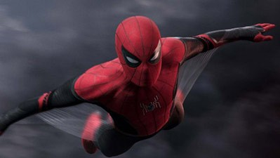 Spider-Man-Far From Home