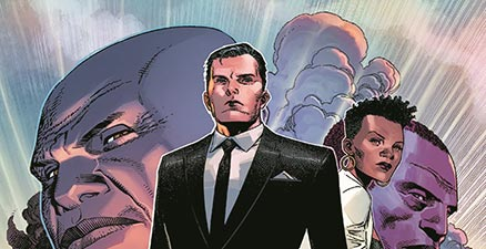 James Bond 2019