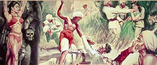 Fritz Langs Indian Epic