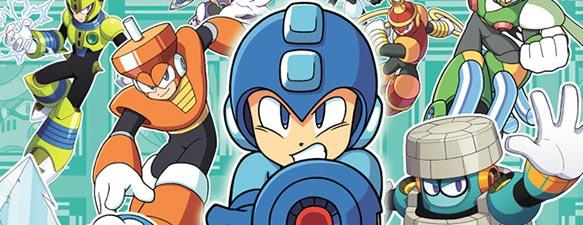Mega Man Robot Master