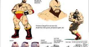 Capcom Characters