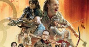 Art Of The Walking Dead