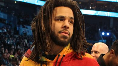 Photo of J Cole Opens Up About Being A Father Of 2 Sons
