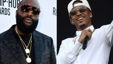 """Photo of Watch! August Alsina And Rick Ross Release The Music Video For """"Entanglements"""""""
