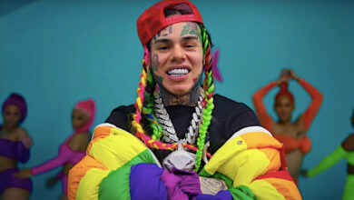 Photo of 'Supervillain – The Making of Tekashi 6ix9ine' Teaser Reveals Rapper's Road to Infamy