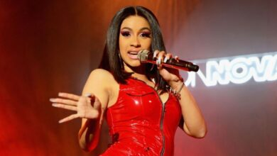 Photo of 'I Feel 'Super Confident' Cardi B Talks About Her Plastic Surgery