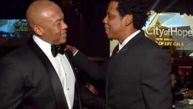 Photo of Dr. Dre, Meek Mill, Lil Durk, DJ Khaled & More Salute Jay-Z For Ace Of Spades Deal