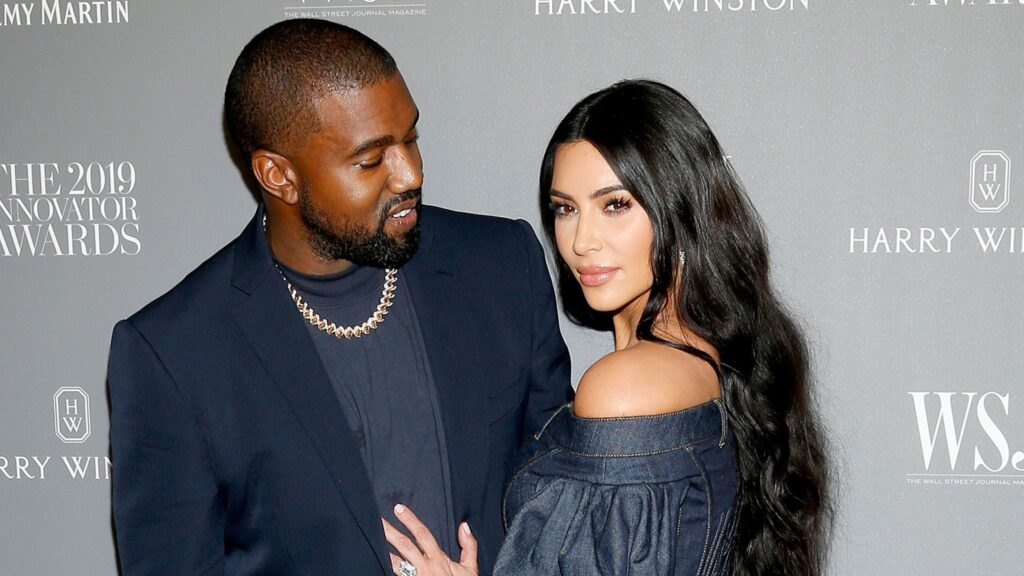 Kanye Accused Of Trying To Sell Jewelry He Bought For Kim Before She Filed For Divorce