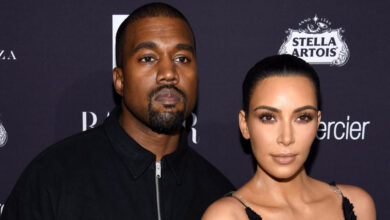 Photo of Kim Kardashian West Officially Files For Divorce From Kanye West