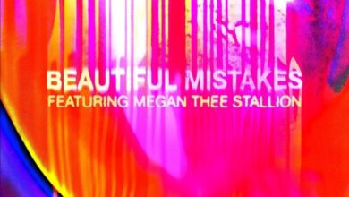 """Photo of Maroon 5 Announce """"Beautiful Mistakes"""" with Megan Thee Stallion, Out Mar 3rd!"""