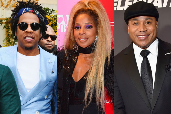 """Jay-z, LL Cool J & Mary J. Blige Nominated For """"Rock and Roll Hall Of Fame"""" Induction 2021!"""