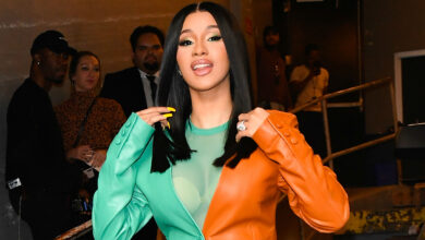 """Photo of Cardi B's Single """"Up"""" Is Now Platinum"""