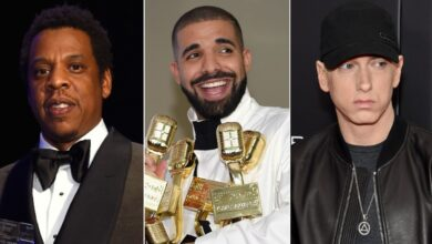 Photo of Here Are Top 10 Rappers With The Most Grammy Wins