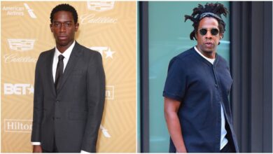 Photo of Hilarious: Jay Z Roasts Snowfall Actor Damson Idris Over Blunder During Zoom Call!