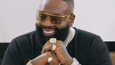 Photo of Rick Ross Teases New Music Over Isaac Hayes Sample