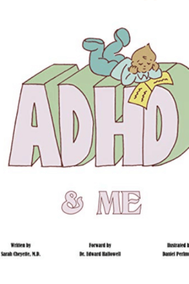 ADHD & Me on Kindle
