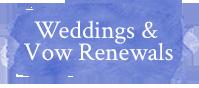 Weddings at The Universalist Church