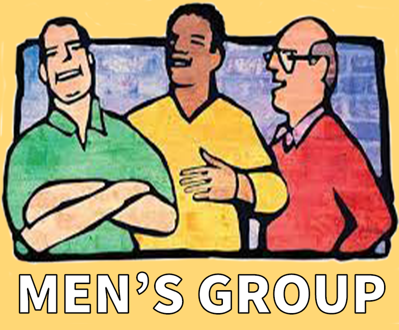 Men's Group at the Universalist Church of West Hartford