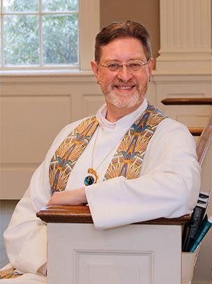 Rev. Dr. Adam Robersmith