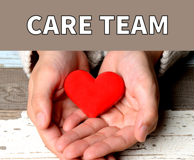 Care Team at the Universalist Church