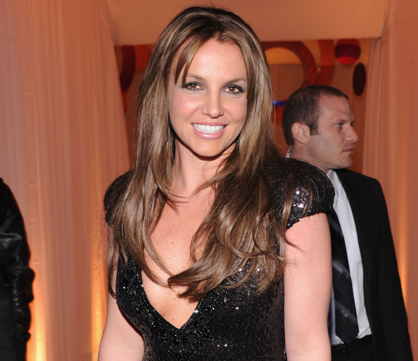 Britney Spears, Her Jewels, Fab Five Life!