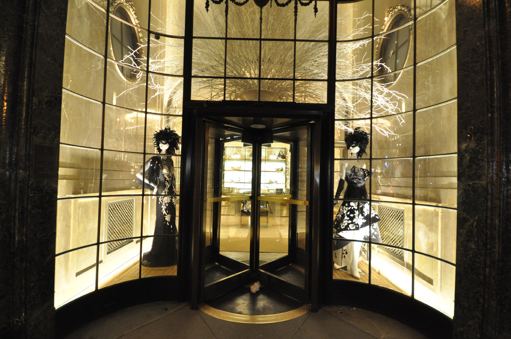 SCATTER MY ASHES AT BERGDORF