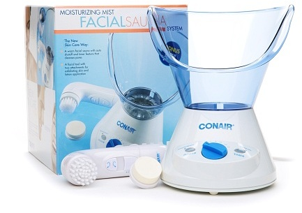 Face Care Favorite: Conair Facial Sauna System