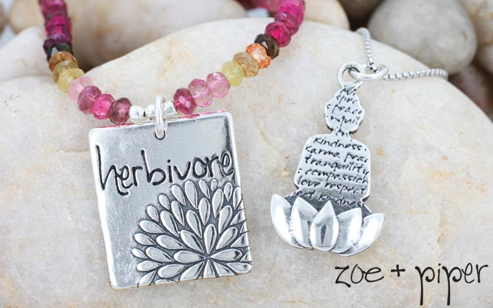 Zoe and Pipe, Jewelry With A Conscience