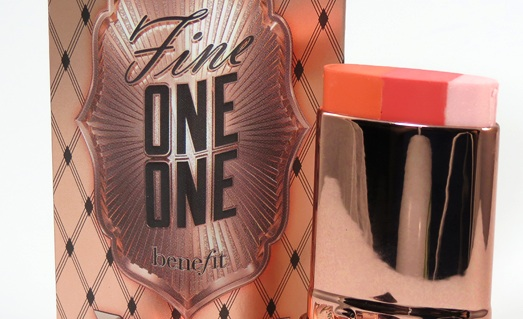 Fine-One-One is the latest product to hit the stores from Benefit Cosmetics