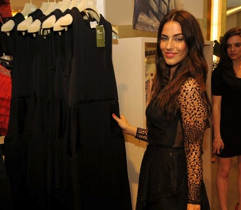 H&M, Hennes & Mauritz celebrated the launch of its second Conscious Exclusive collection
