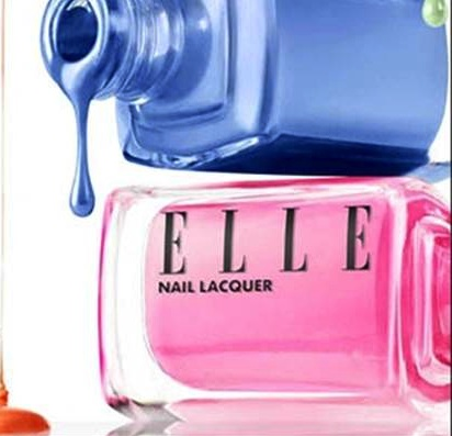 Introducing four new fabulous shades of Elle Nail Lacquer