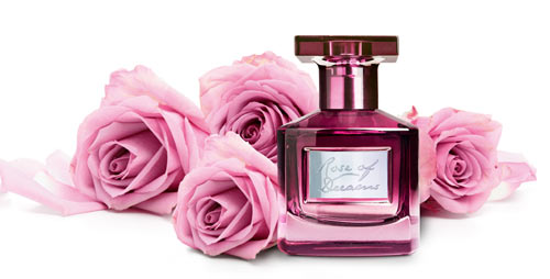 Rose Of Dream Fragrances In Stores This Spring
