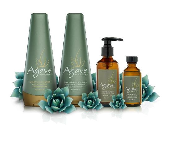 Agave Healing Oil Smoothing Products By Bio Ionic