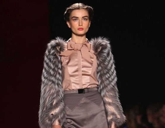 Carolina Herrera Fall/Winter 2013 collection is stunning