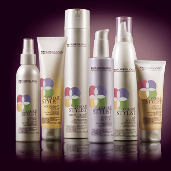 Pureology Introduces Highlight StylistTM, Styling for Highlighted, Color-Treated Hair