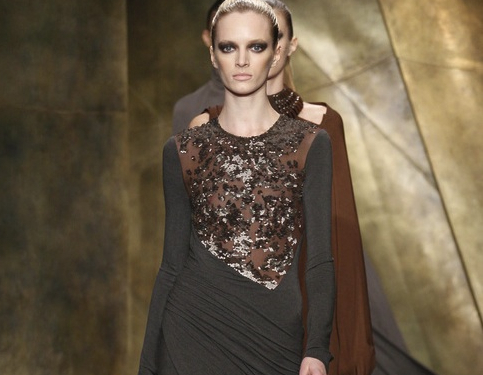 Donna Karan, Fall Winter 2013 Fabulous Dresses For Any Occasion