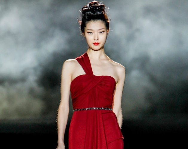 Badgley Mischka Fall/ Winter 2013 Collection Is Amazing