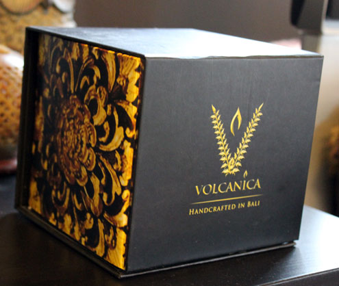 Volcanica Candle Collection Is A Must This Holiday Season