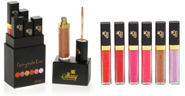 YES To SHANY Cosmetics Fairytale Kiss Lip Gloss Set