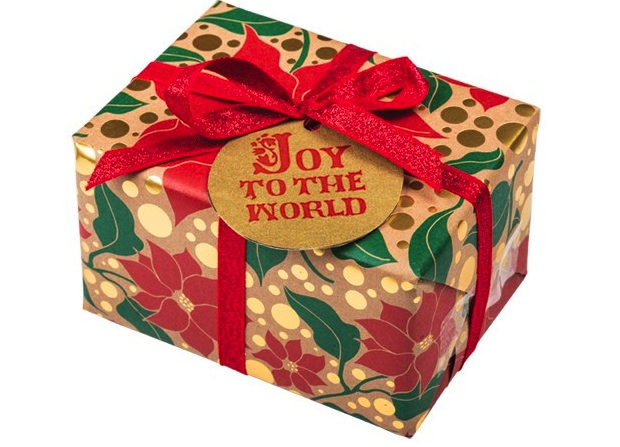 Lush Holiday Gift of The Day: Joy Of the World