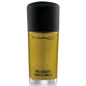 MAC Gold Lacquer Spotlight
