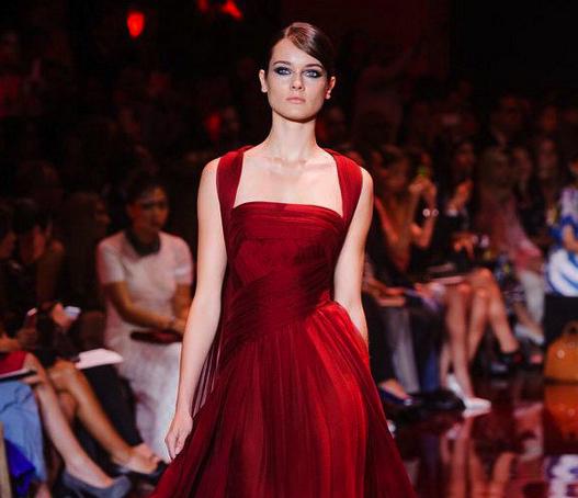 Elie Saab Favorite Red Dress Of the week